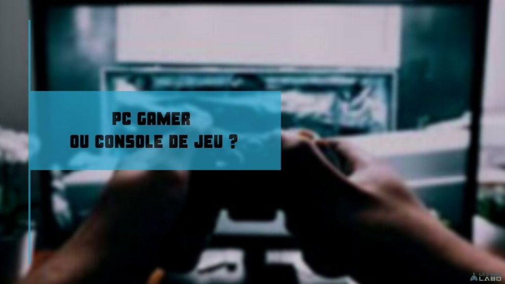 les avantages du pc gamer par rapport à une console de jeux