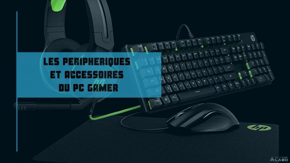 les périphériques et accessoires indispensables pour un pc gamer