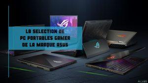 meilleurs pc portables gamer ASUS