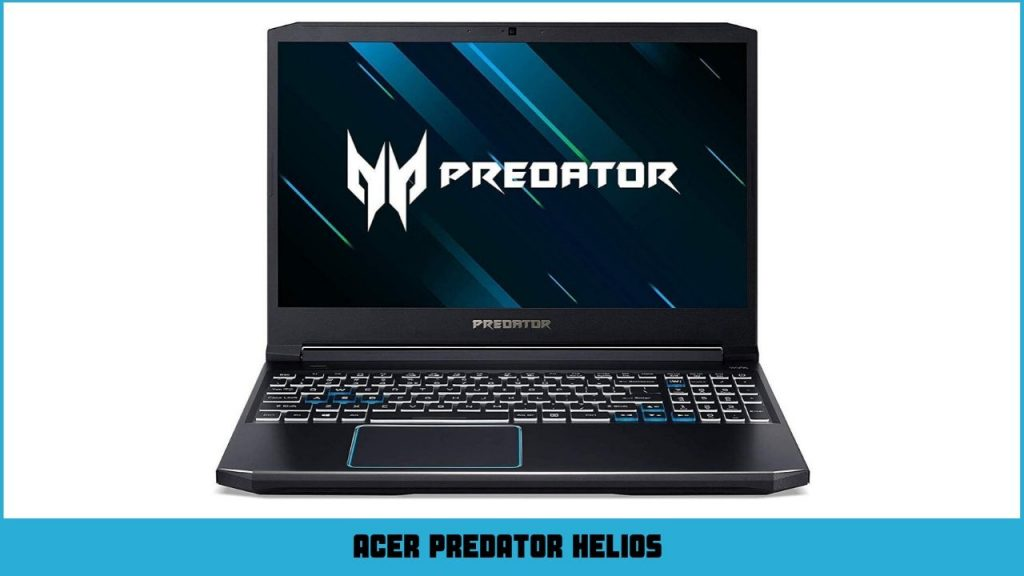 pc gamer portable Acer Predator Helios PH315-52-54FD