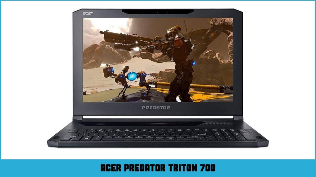 pc gamer portable Acer Predator Triton 700 PT715-51-709K