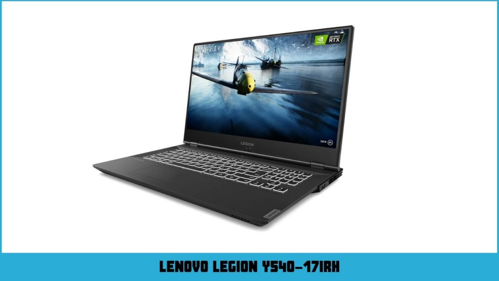 pc gamer portable Lenovo Legion Y540-17IRH