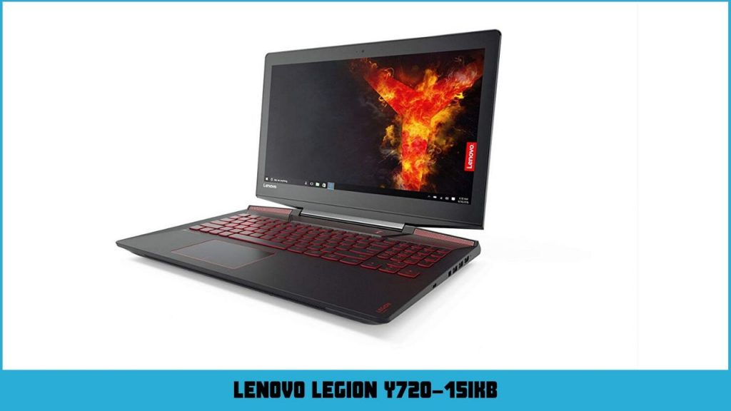 pc gamer portable Lenovo Legion Y720-15IKB