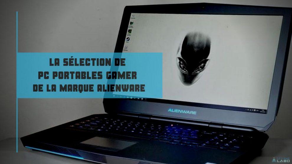 pc portable alienware gamer