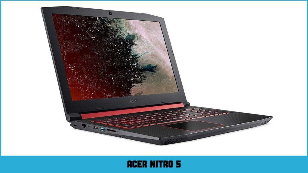 pc portable gamer Acer Nitro 5 AN515-52-55RR