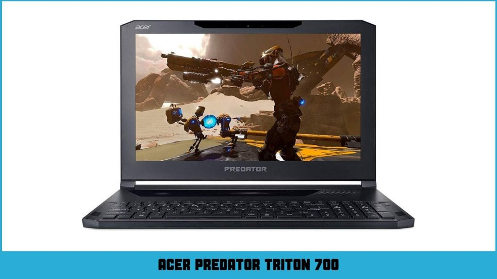 pc portable gamer Acer Predator Triton 700