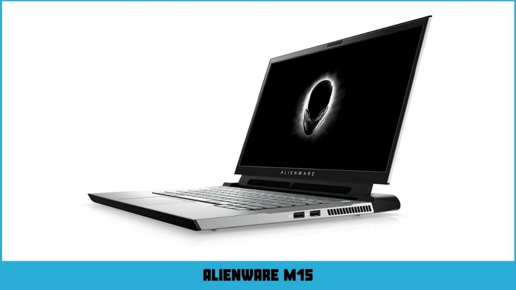 pc portable gamer Alienware M15