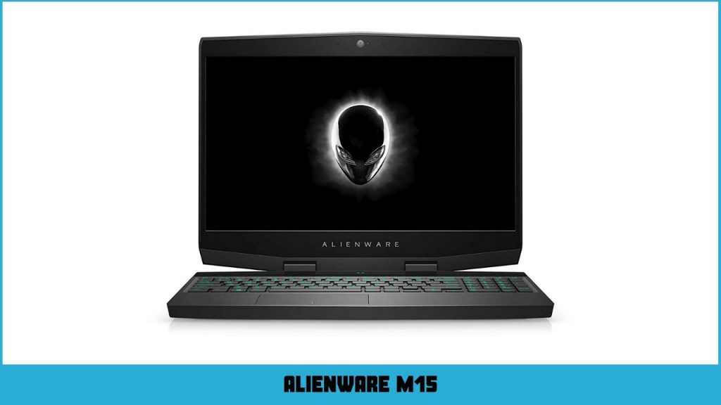 pc portable gamer Alienware M15 i7