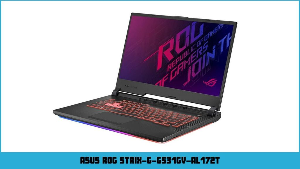 pc portable gamer Asus ROG STRIX-G-G531GV-AL172T i7