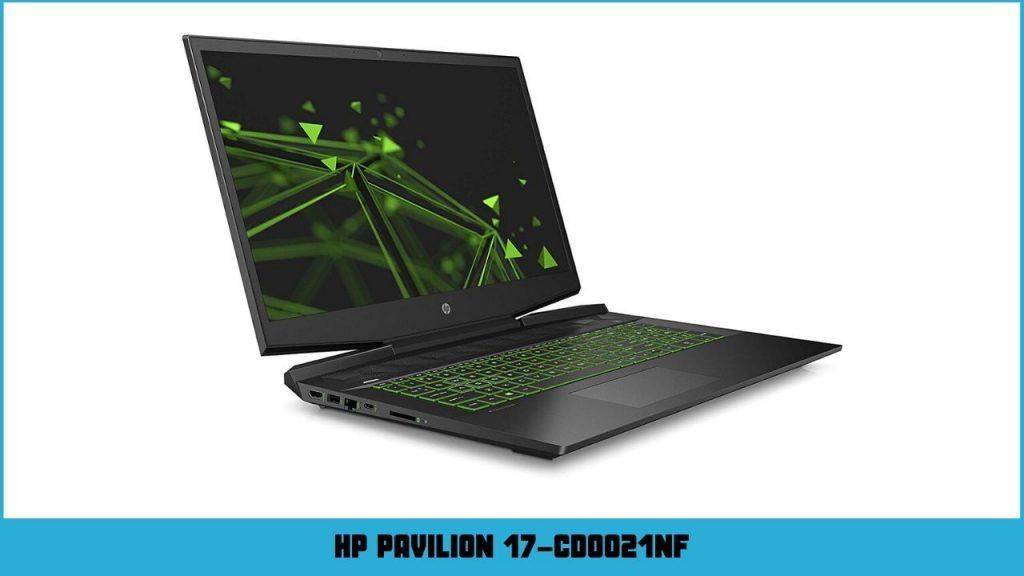 pc portable gamer HP Pavilion 17-cd0021nf