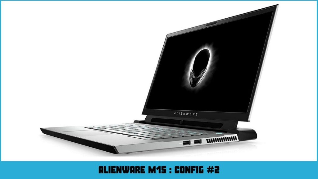 pc portable gamer alienware AW15R2-7746WHT-PFR