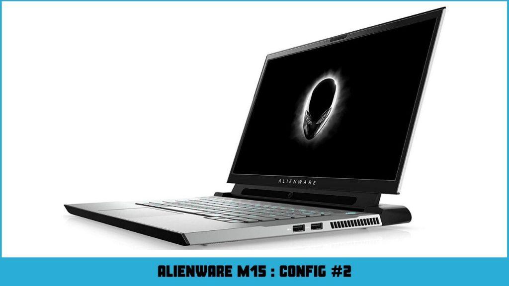 pc portable gamer alienware AW15R2-7746WHT-PFR