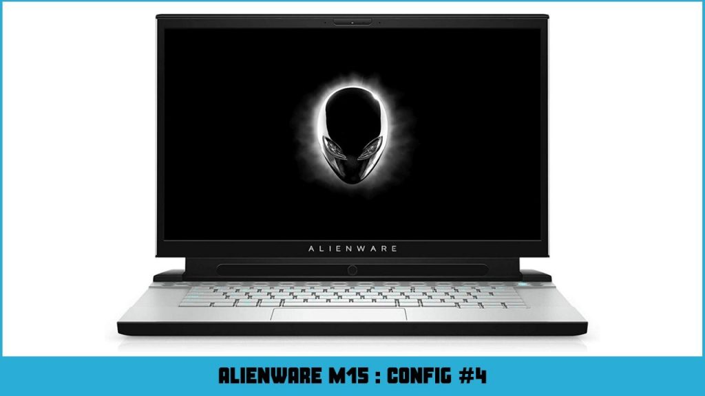 pc portable gamer alienware AW15R2-7985WHT-PFR