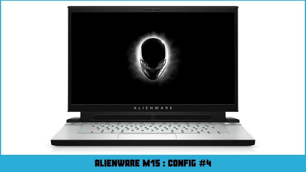 pc portable gamer alienware AW15R2-7985WHT-PFR