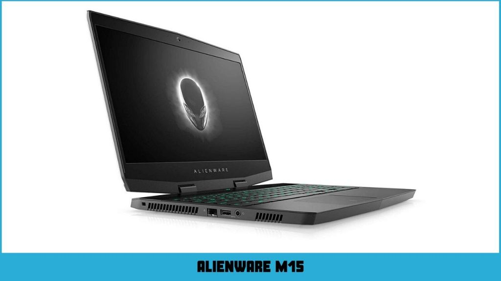 pc portable gamer i7 Alienware M15