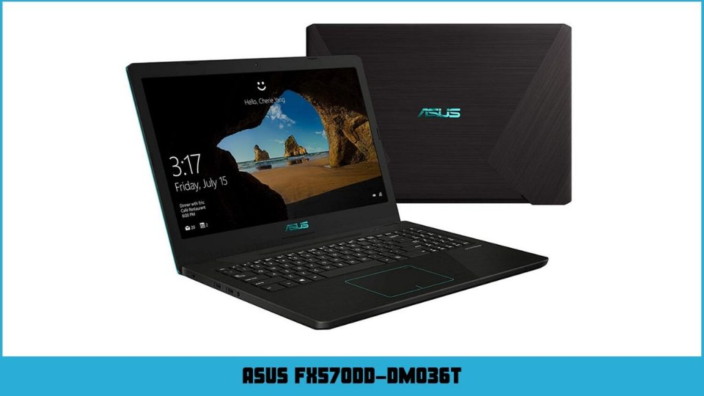 pc portable gamer pas cher Asus FX570DD-DM036T