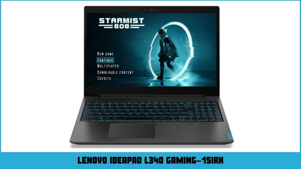 pc portable gamer pas cher Lenovo Ideapad L340 Gaming-15IRH