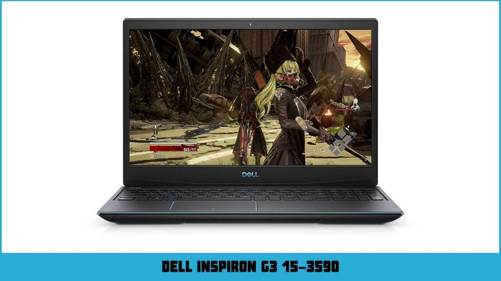 pc portable gaming Dell Inspiron G3 15-3590