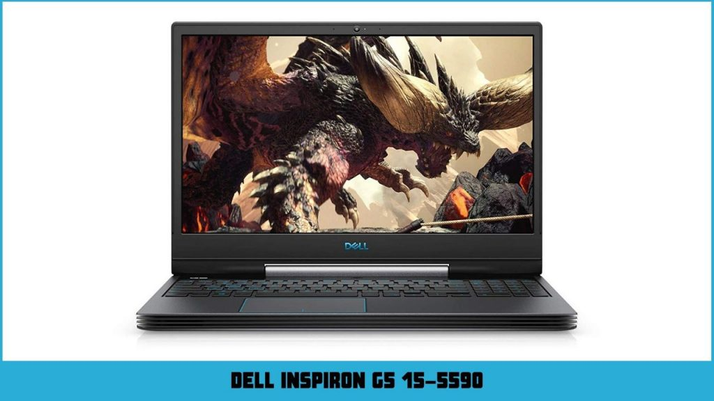 pc portable gaming Dell Inspiron G5 15-5590
