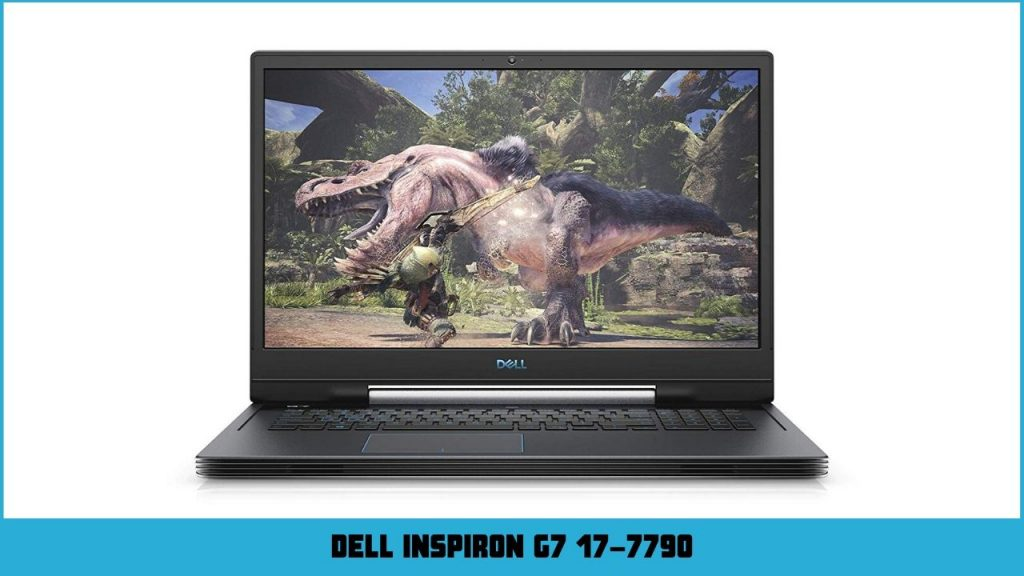 pc portable gaming Dell Inspiron G7 17-7790