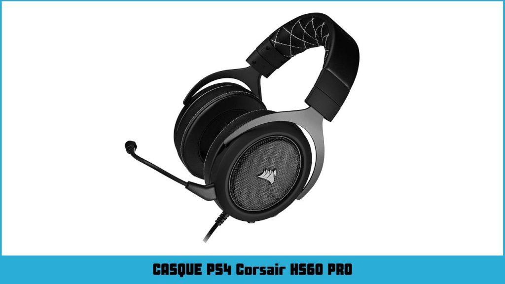 casque ps4 Corsair HS60 PRO