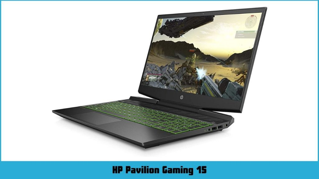 pc portable gamer HP Pavilion Gaming 15-dk0082nf