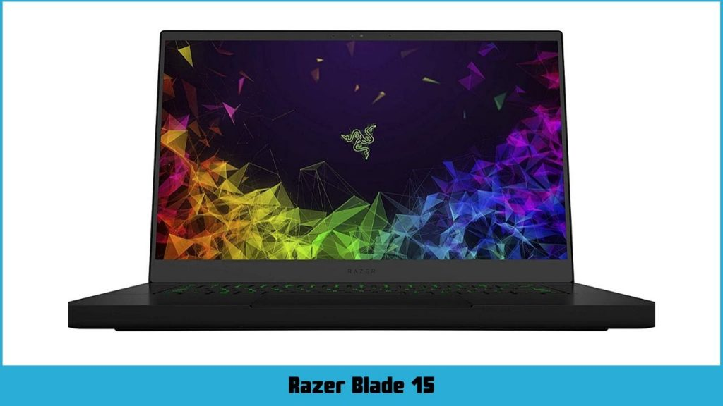 pc portable gamer Razer Blade 15