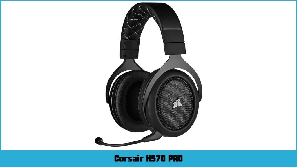 casque gamer Corsair HS70 PRO