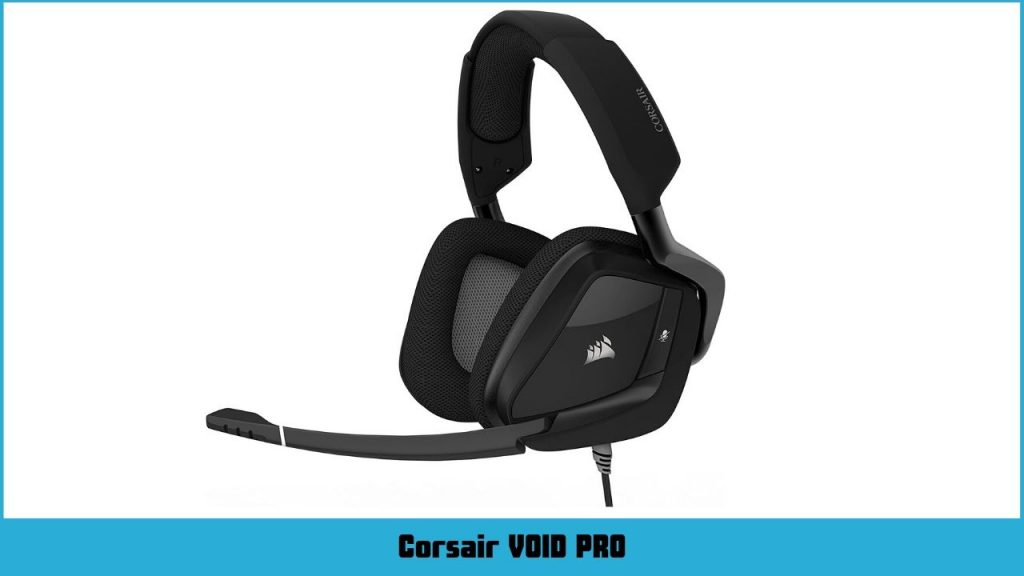 casque gamer Corsair VOID PRO