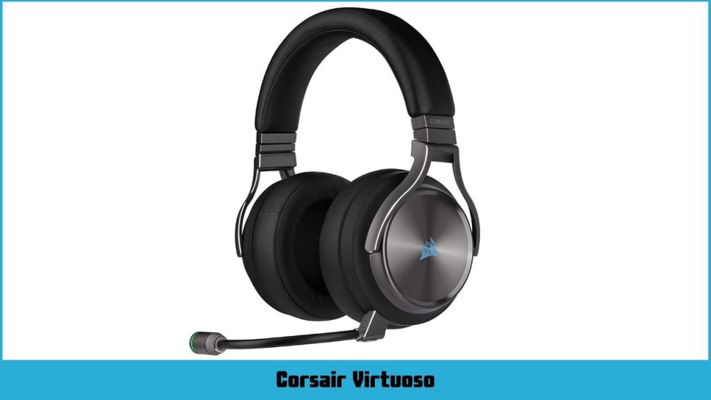 casque gamer Corsair Virtuoso RGB Wireless SE
