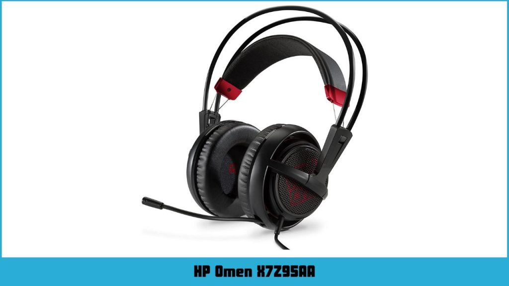 casque gamer HP Omen X7Z95AA