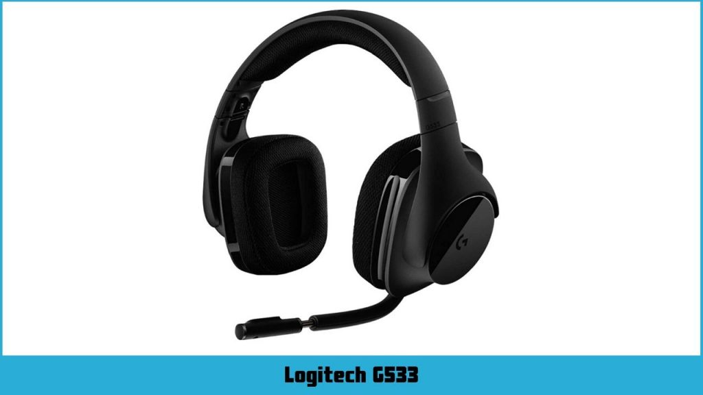 casque gamer Logitech G533