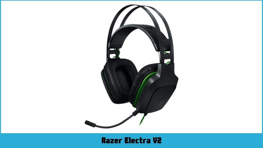 casque gamer Razer Electra V2