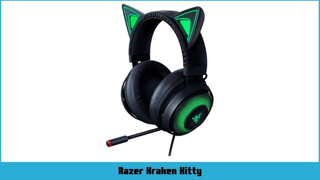 casque gamer Razer Kraken Kitty