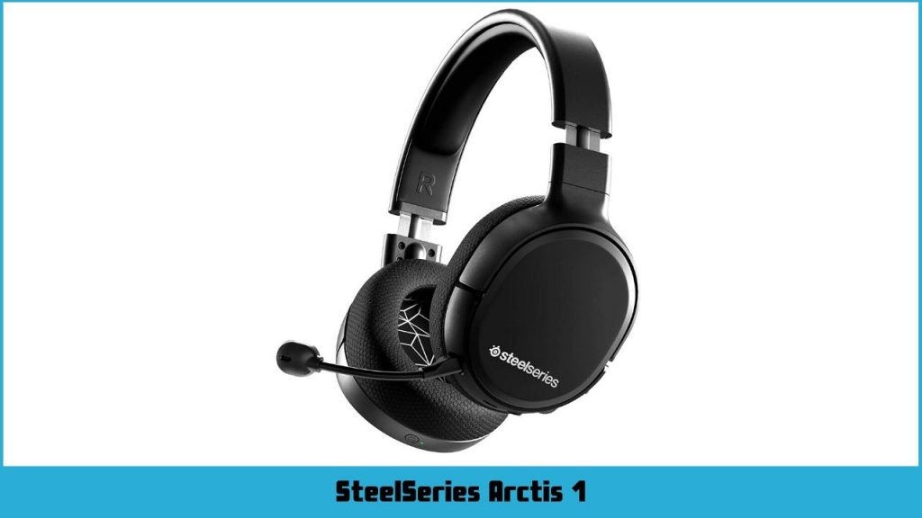casque gamer SteelSeries Arctis 1