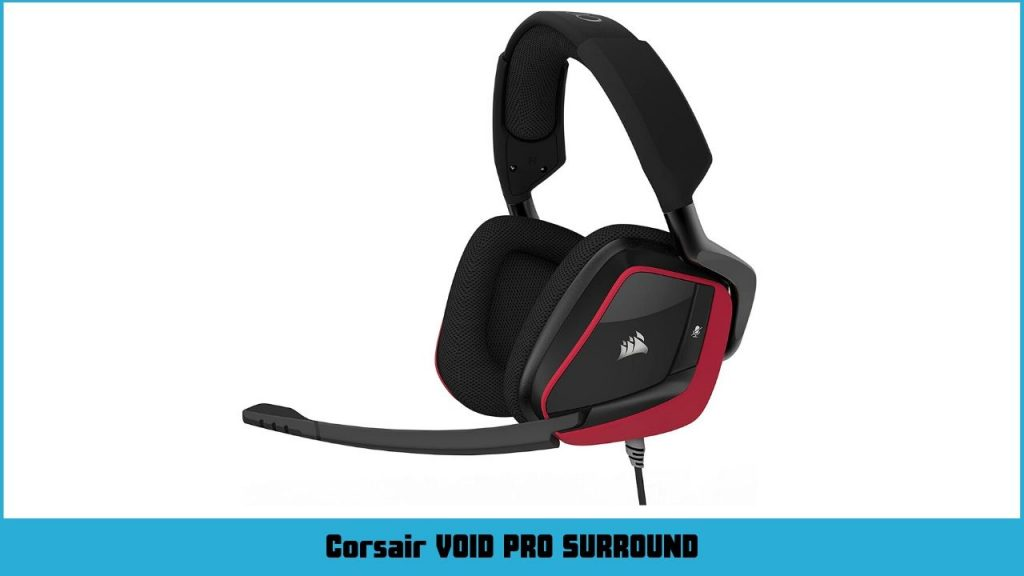 casque gamer Xbox One Corsair VOID PRO SURROUND