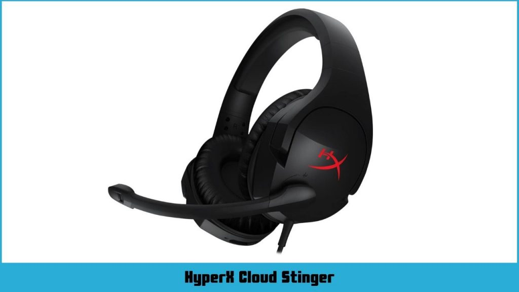 casque gamer Xbox One HyperX Cloud Stinger