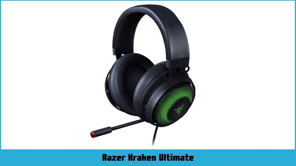 casque gamer Xbox One Razer Kraken Ultimate