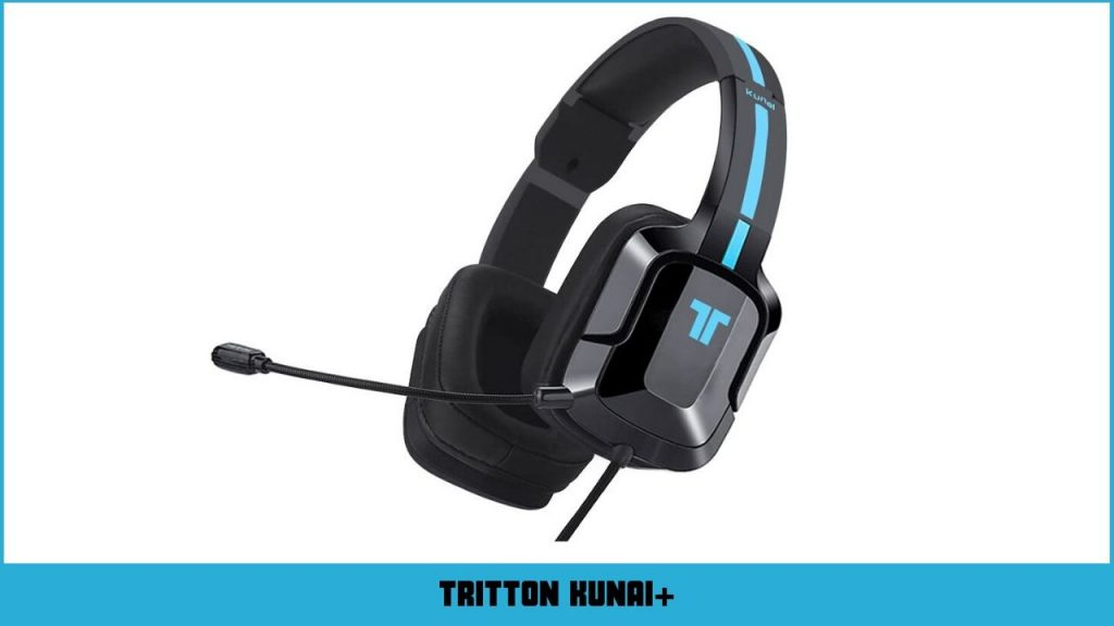 casque gamer Xbox One TRITTON KUNAI+
