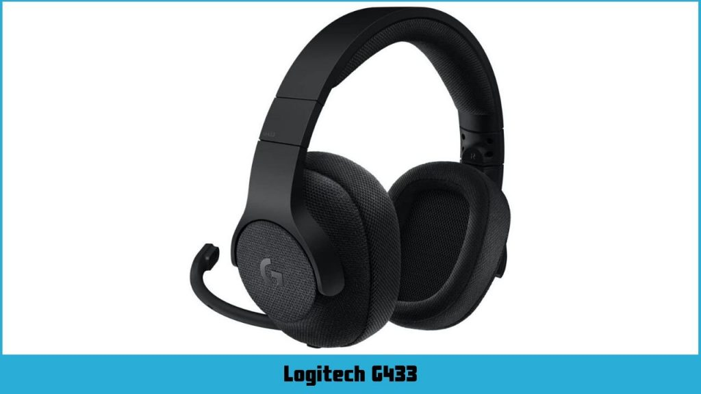 casque switch Logitech G433