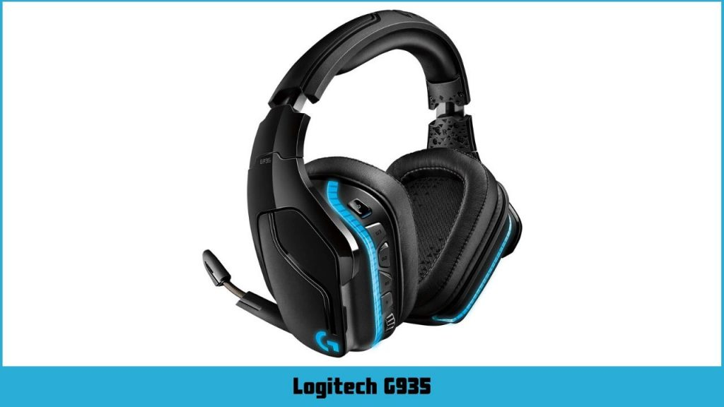 casque switch Logitech G935