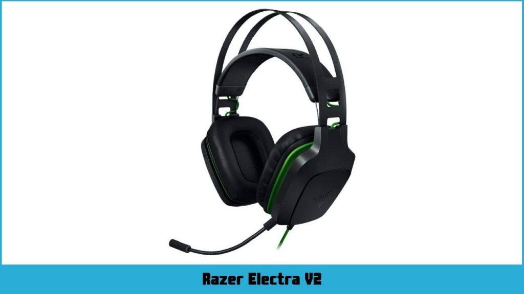 casque switch Razer Electra V2