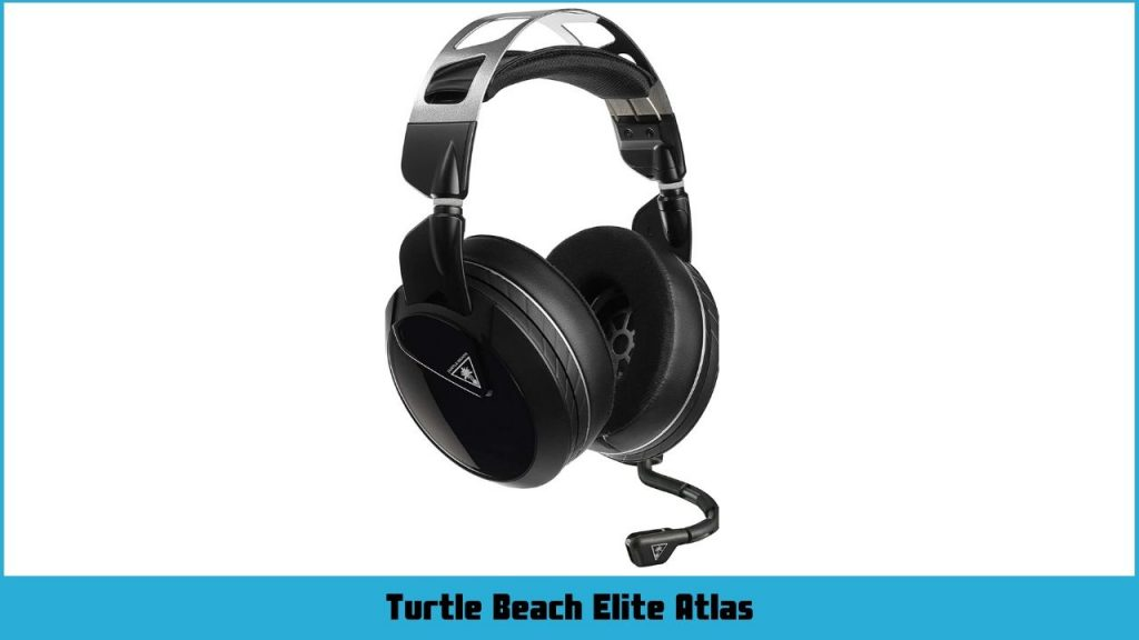 casque switch Turtle Beach Elite Atlas