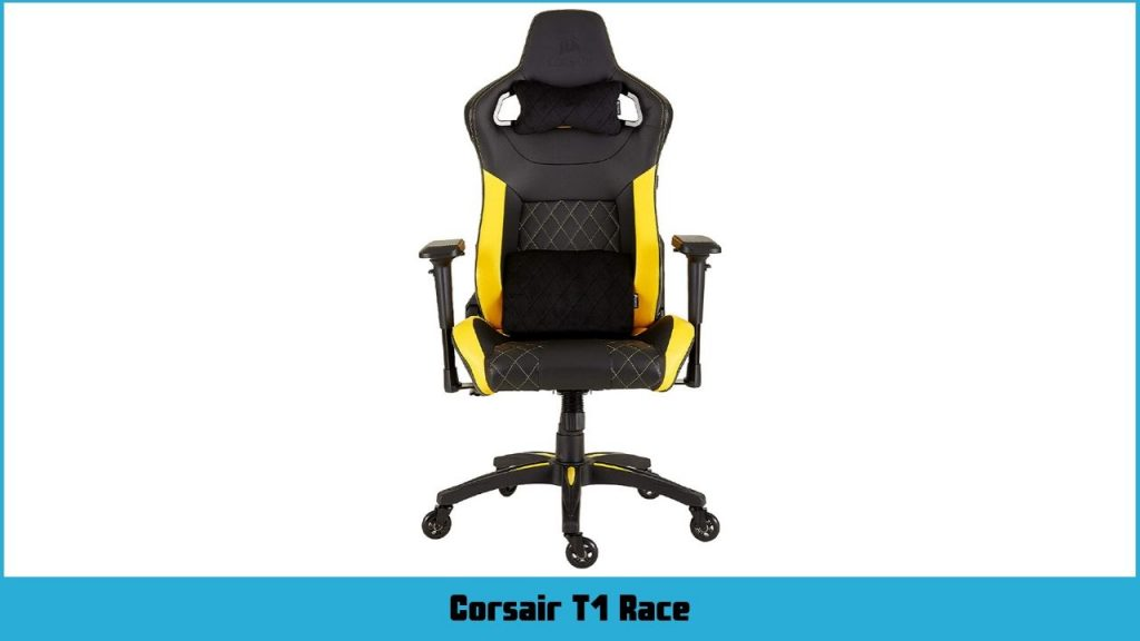 chaise gamer gamer Corsair T1 Race