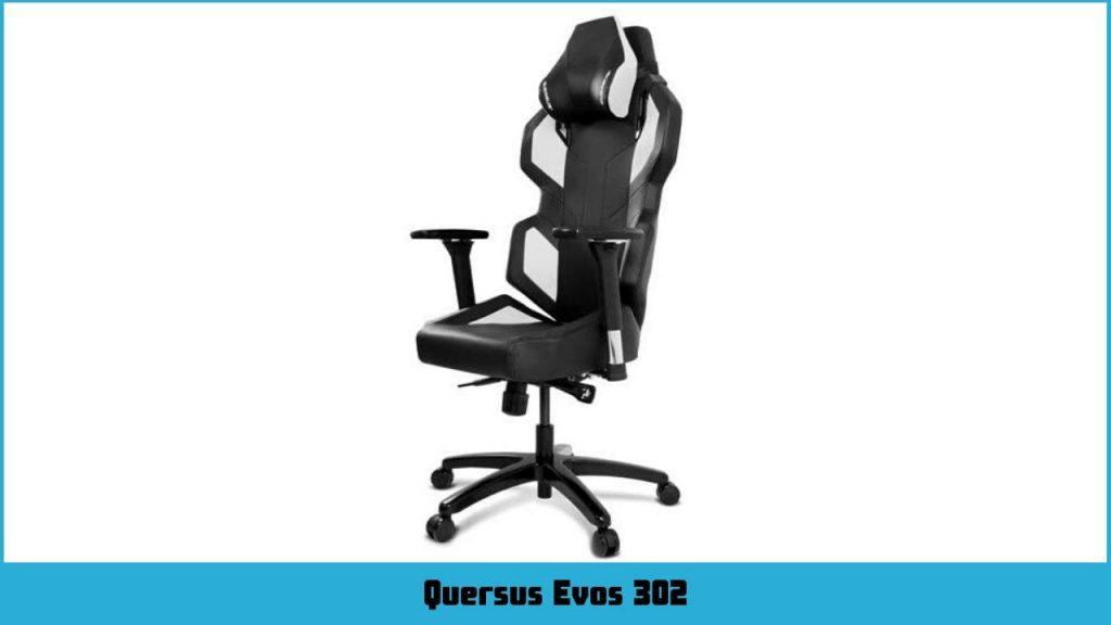chaise gamer haut de gamme Quersus Evos 302