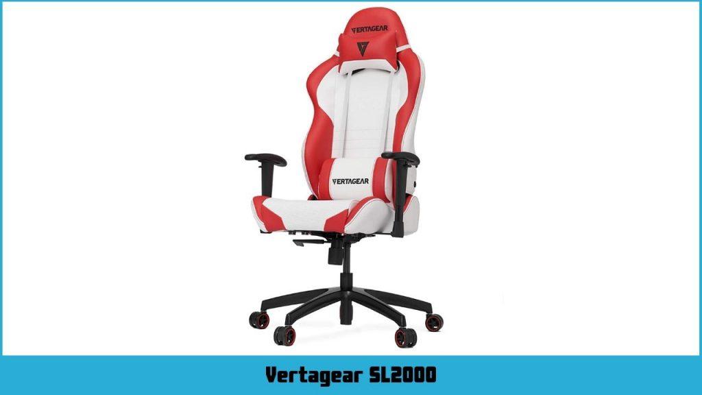 chaise pour gamer pas cher Vertagear SL2000
