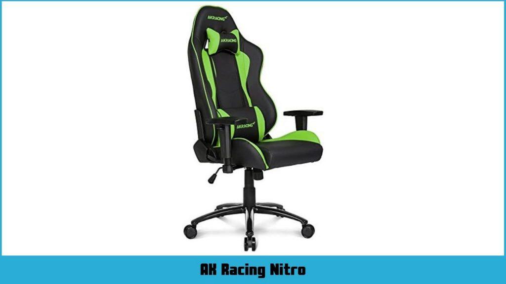 fauteuil gamer AK Racing Nitro
