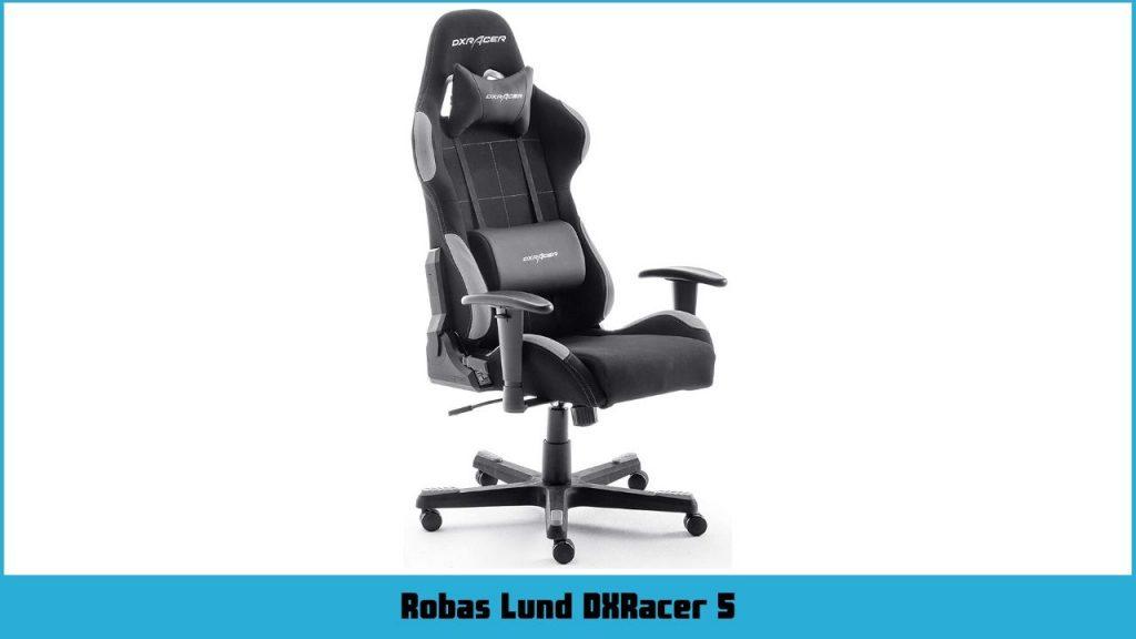fauteuil gamer Robas Lund DXRacer 5