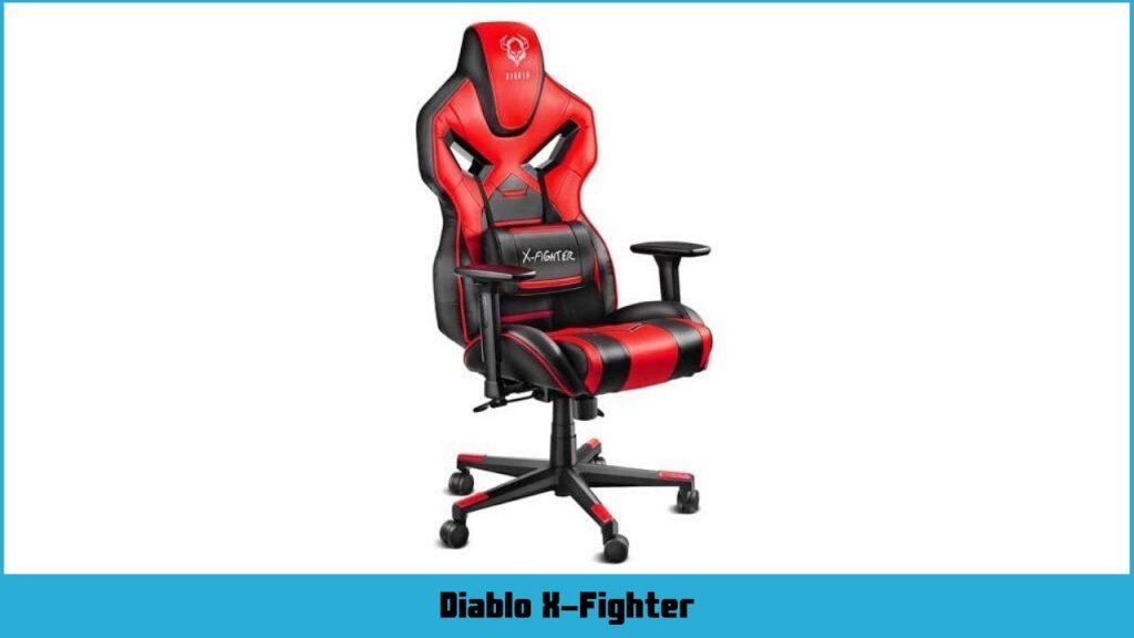 fauteuil gamer pas cher Diablo X-Fighter