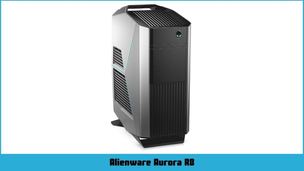 pc gamer Alienware Aurora R8